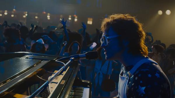 A still from the <em>Rocketman</em> movie trailer.