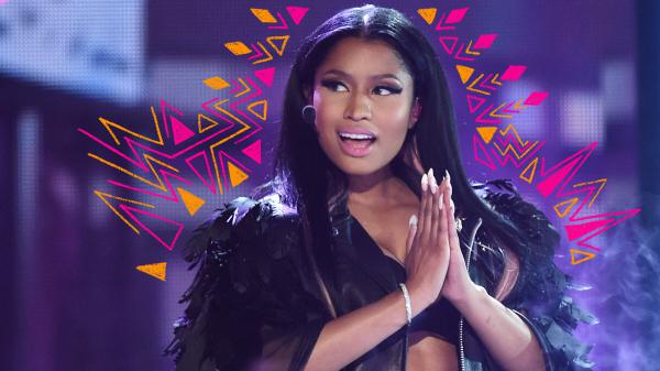 Nicki Minaj performs during the 2015 Billboard Music Awards.