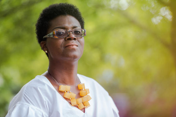 As a counselor, Niasha Fray saw firsthand the obstacles black women face in breast cancer treatment. She's now program director of the Duke Center for Community and Population Health Improvement.