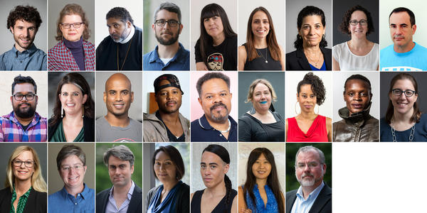 "The 2018 recipients of the MacArthur ""genius"" grant."