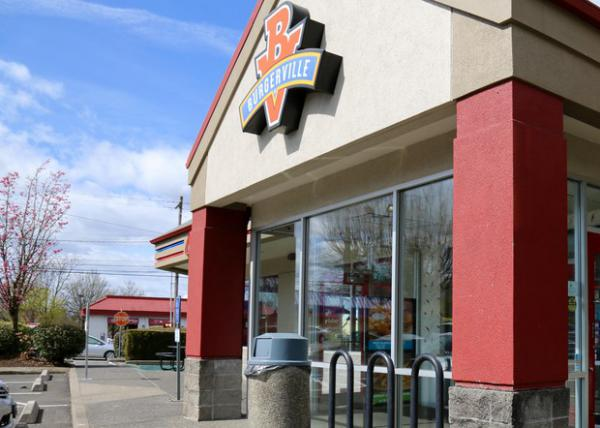 <p>The Vancouver-based chain Burgerville has 47 restaurants in Oregon and southwest Washington.</p>