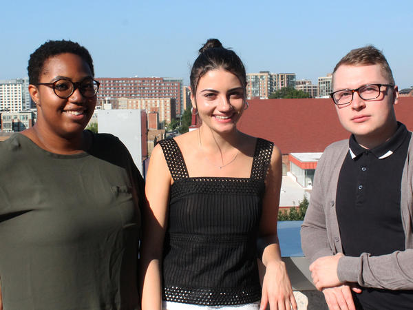 Introducing the 2018 NPR Kroc Fellows.