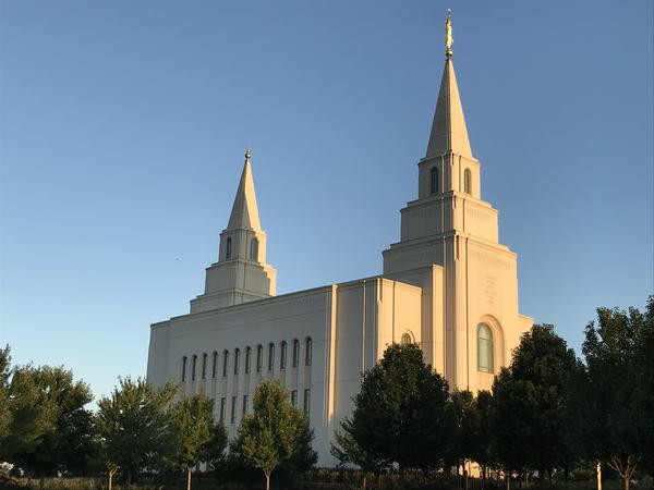 Members of the Church of Jesus Christ of Latter-day Saints are moving to Clay County to be near their new temple.