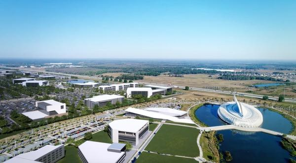 Florida Poly 2.0 involves a 5-year strategic plan and a 4,000 acre research park adjacent to the Lakeland campus.