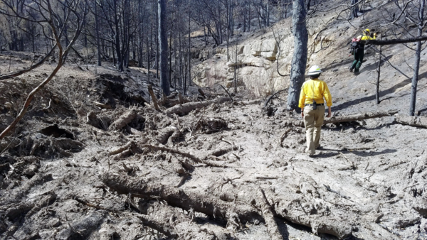 A special report out of the United Nations Intergovernmental Panel on Climate Change says a dramatic decline of fossil-fuel use is needed to slow the trend. Mapping soil-burn severity in post-fire at the Bald Mtn-Pole Creek Burn scar Oct. 2.