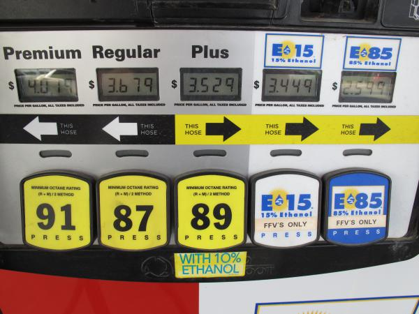 The EPA plans to propose allowing E15 to be sold year-round.