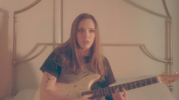"""It's relatable to any girl who's moved away from home and had to start a new life somewhere,"" Soccer Mommy's Sophie Allison says of Dixie Chicks' ""Wide Open Spaces."""
