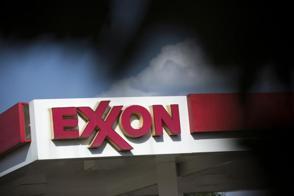 Exxon Mobil announced this week that it's donating $1 million to a campaign to pass a carbon tax.