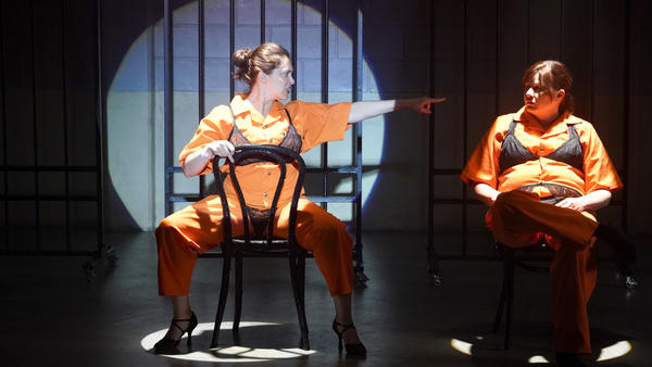 <em>Pop, Six, Squish, Uh Uh, West Covina, Lipschitz</em>: Rebecca (Rachel Bloom) attempts to escape the prison of her guilt in <em>Crazy Ex-Girlfriend</em>.