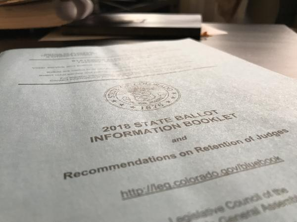 "Problems with the 2018 ""blue book"" are due to a printing error, according to the legislative council office."