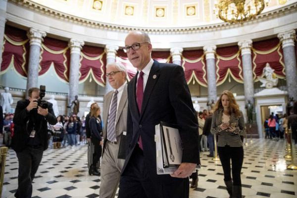 <p>Rep. Greg Walden, R-Ore., has been in Congress since 1998.</p>