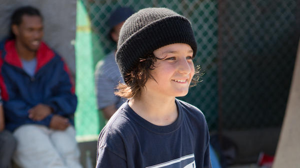 She said see you later boy: Stevie (Sunny Suljic) stars in Jonah Hill's <em>Mid90s</em>.