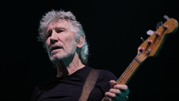 Roger Waters, performing in Moscow in August, 2018. The artist recently drew attention in Brazil over his criticism of the right-wing presidential candidate Jair Bolsonaro.