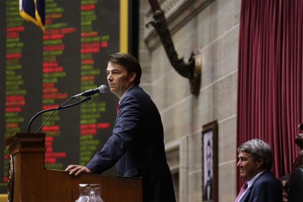 Missouri Speaker of the House Todd Richardson will become director of the state's Medicaid program, MO HealthNet, Nov. 1.