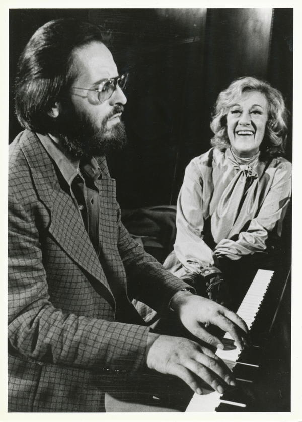 The episode of <em>Piano Jazz</em> with Bill Evans was later issued as a commercial album.