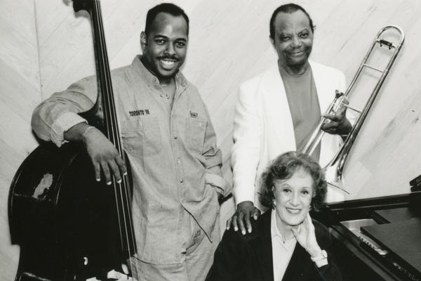 When legendary trombonist J.J. Johnson appeared on <em>Piano Jazz, </em>he brought along the then-up-and-coming bassist Christian McBride.