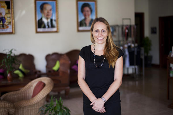 Kristin Hansen bought the Soria Moria Boutique Hotel with her husband in 2007. Four years later, they sold the company to their former employees.