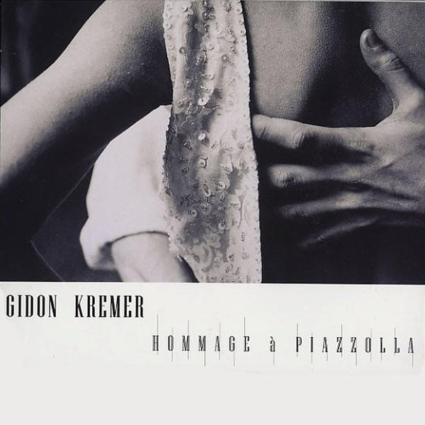 Violinist Gidon Kremer celebrated the music of Argentine composer Astor Piazzolla with this 1996 album.