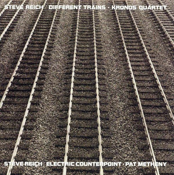 Another American composer with long-lasting Nonesuch ties is Steve Reich. His <em>Different Trains</em> was released in 1989.