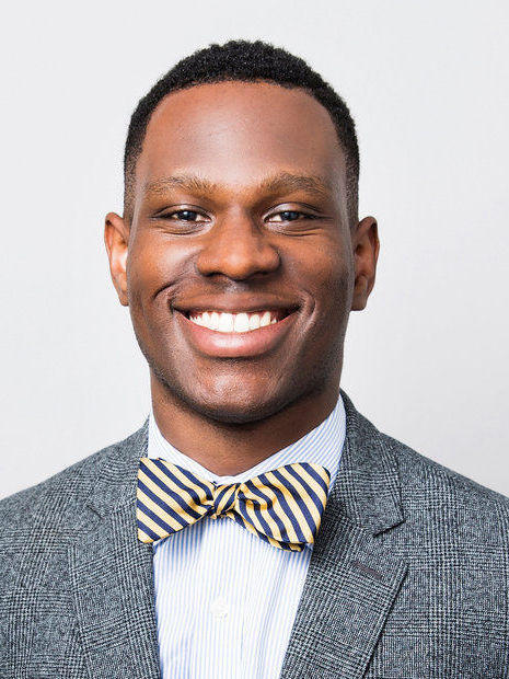 New Orleans educator Jonathan Johnson is founder and CEO of the Rooted School.