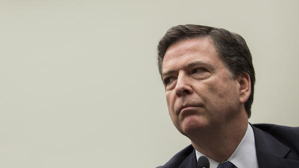 """FBI Director James Comey said this week at Ohio's Kenyon College that """"I saw something in the news, so I copied it. I put a piece of tape — I have obviously a laptop, personal laptop — I put a piece of tape over the camera. Because I saw somebody smarter than I am had a piece of tape over their camera."""""""