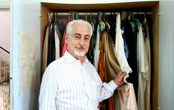 """Charles Shamas, a Yale graduate from a Lebanese-American family, opened a lingerie factory in the West Bank in the 1980s that distinguished its lingerie from Israeli products by including a label that read """"Made In The Israeli Occupied West Bank."""" The battle over labeling West Bank products carries on to this day.<strong> </strong>"""