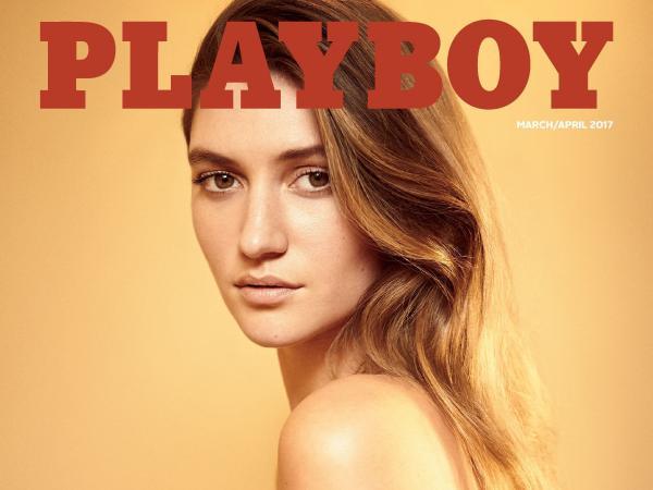 broadcast nudes Playboy