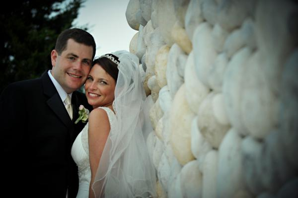 Larry and Lauren Bloomstein met at the hospital in 2004. They married five years later.
