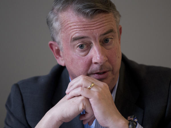 A former Republican National Committee Chairman, Ed Gillespie has a more traditionally impressive political resume.