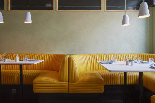 McMaster's newest venture is Cub — a fine dining restaurant in London that opened this month. From rejecting plastic straws to making byproducts like whey the star of a meal — restaurants are approaching the challenge in different ways.