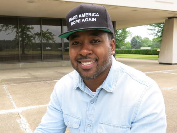 After a decade working in the oil business attorney Rod Hinton is switching to the legal marijuana industry, where he believes race will be less of a factor in his success.