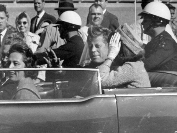 The National Archives has released a batch of government files on the Nov. 22, 1963, assassination of President John F. Kennedy in Dallas.