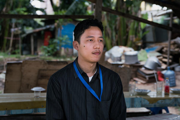 Sidqi Addayyan, 27, has been studying Shariah at LIPIA for seven years.