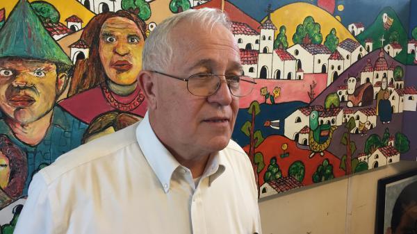 Ruben Garcia, director of Annunciation House in El Paso, Texas.