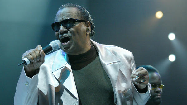 Clarence Fountain, founding member and longtime leader of The Blind Boys of Alabama. The singer died June 3, 2018 in Baton Rouge, La. (Photo by J. Shearer/WireImage)