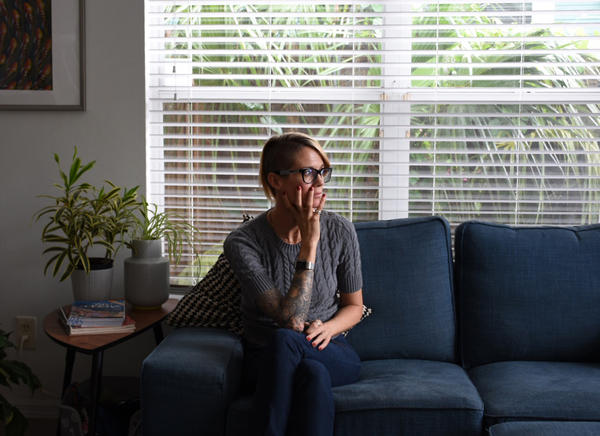 Rita Steyn has a family history of cancer so she ordered a home genetic testing kit to see if she carried certain genetic mutations that increase the risk for the disease.