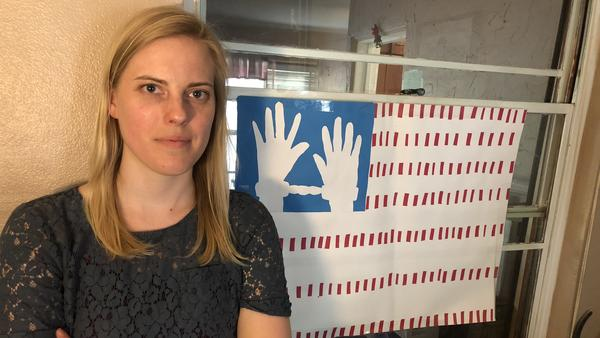 Katy Murdza is a volunteer with the CARA Family Detention Project, which provides legal advice to 2,000 mothers and children who are confined at the South Texas Family Residential Center.