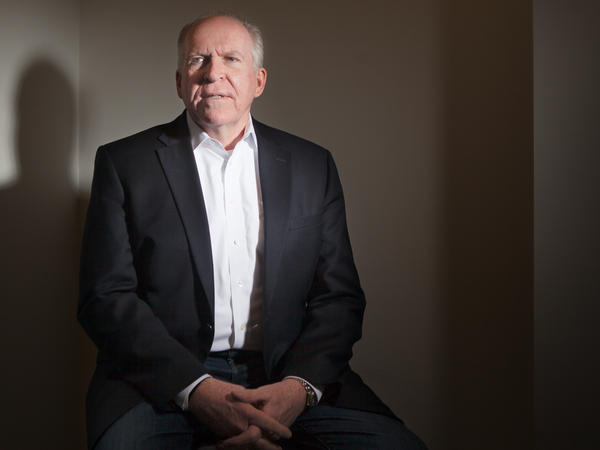 Former CIA Director John Brennan and other former top national security officials could lose their security clearance if the White House follows through on a threat made Monday.