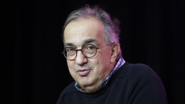 Sergio Marchionne was named CEO of Fiat in 2004 as the company was struggling. He brought the automaker back to profitability in just one year.