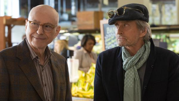 Hollywood agent Norman Newlander (Alan Arkin) and acting coach Sandy Kominksy (Michael Douglas) are longtime friends dealing with growing older.