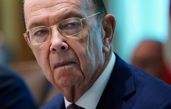 Commerce Secretary Wilbur Ross, whose department oversees the Census Bureau, approved adding a question about U.S. citizenship status to the 2020 census.