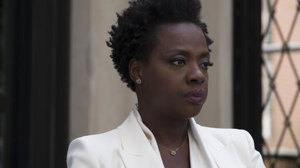 Viola Davis plays Veronica in the heist thriller <em>Widows</em>.