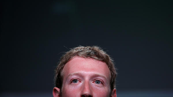 """""""To an extraordinary degree, Mark Zuckerberg is Facebook ... so if you're going to understand Facebook in any meaningful way, the conversation really has to start with him and end with him,"""" journalist Evan Osnos says."""