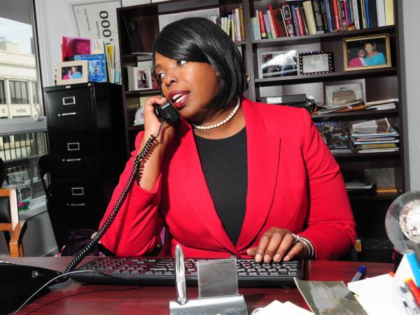 New York Assemblywoman Latrice Walker presides over a part of Brownsville that has 29 public housing developments.
