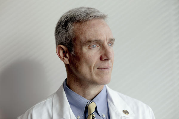 Dr. E. Wesley Ely specializes in pulmonary critical care medicine as a professor at Vanderbilt University Medical Center in Nashville. His research focuses on helping patients who have ICU-acquired brain disease.