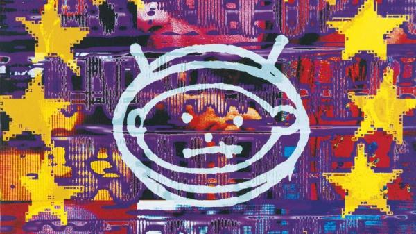 U2's eighth studio album, <em>Zooropa</em>, was released on July 5, 1993 on Island Records.