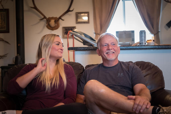 Michelle Clements got her first job working in the coal industry at age 17. Her father, Rob, worked underground in the Delta County mines for almost 30 years.