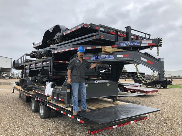 Jake Thiessen's family founded Load Trail in Tigertown, Texas, which is home to a half-dozen major trailer manufacturers. Shortly after the Load Trail raid, ICE began auditing employee records of every trailer manufacturer in the community to find out which<em> </em>workers<em> </em>have fraudulent identity documents.