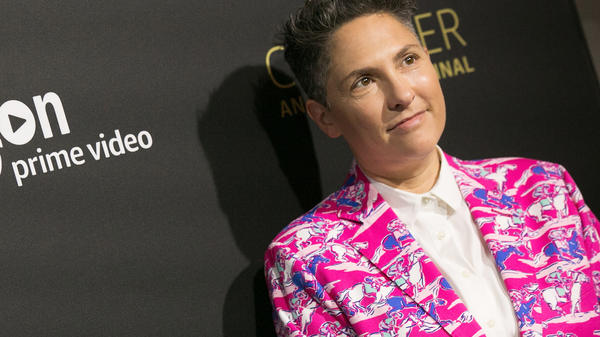 Jill Soloway is the creator of <em>Transparent</em> — their new memoir is called <em>She Wants It.</em>