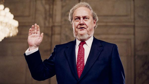 Robert Bork, who ultimately fired Cox, was nominated by President Reagan in 1987 to be a justice on the Supreme Court. The Senate refused to confirm him.
